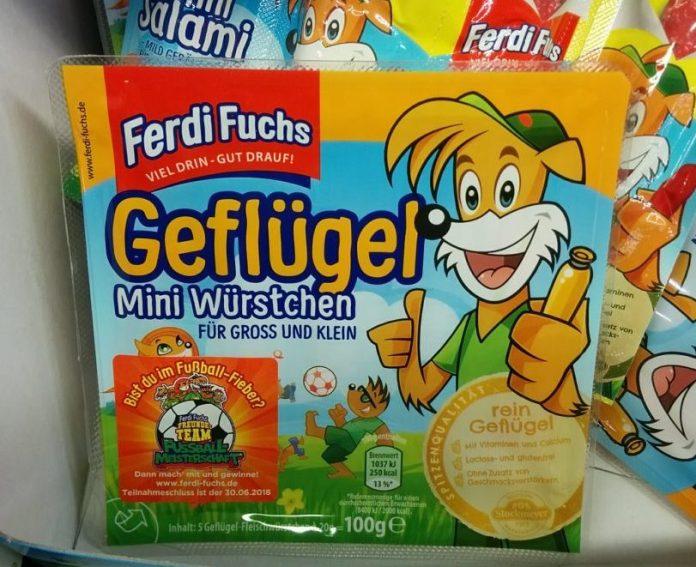Ferdi Fuchs Fussball-Meisterschaft