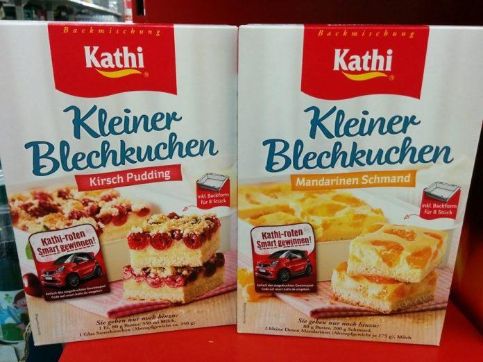 Kathi Kleiner Blechkuchen