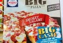 Original Wagner Big Pizza