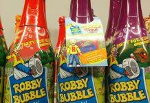 Robby Bubble