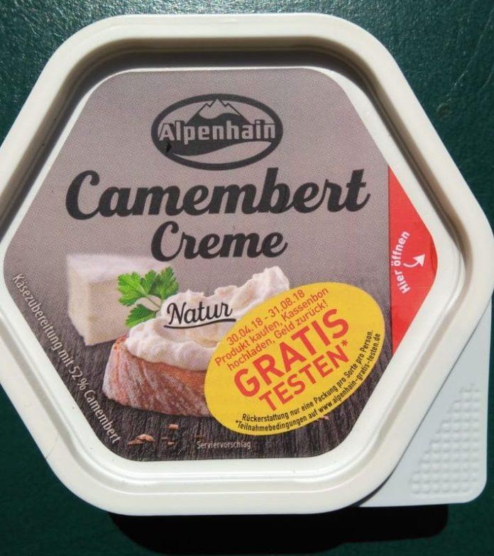 Alpenhain Camembert Creme