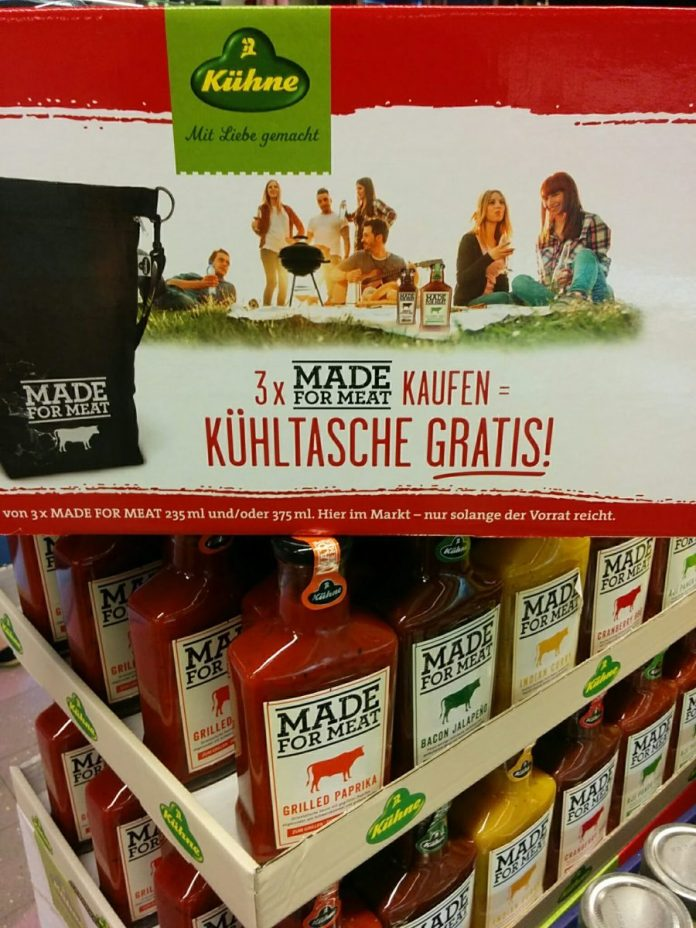 Kühne Made for Meat