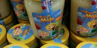 Bioland Biohonig Biene Maja