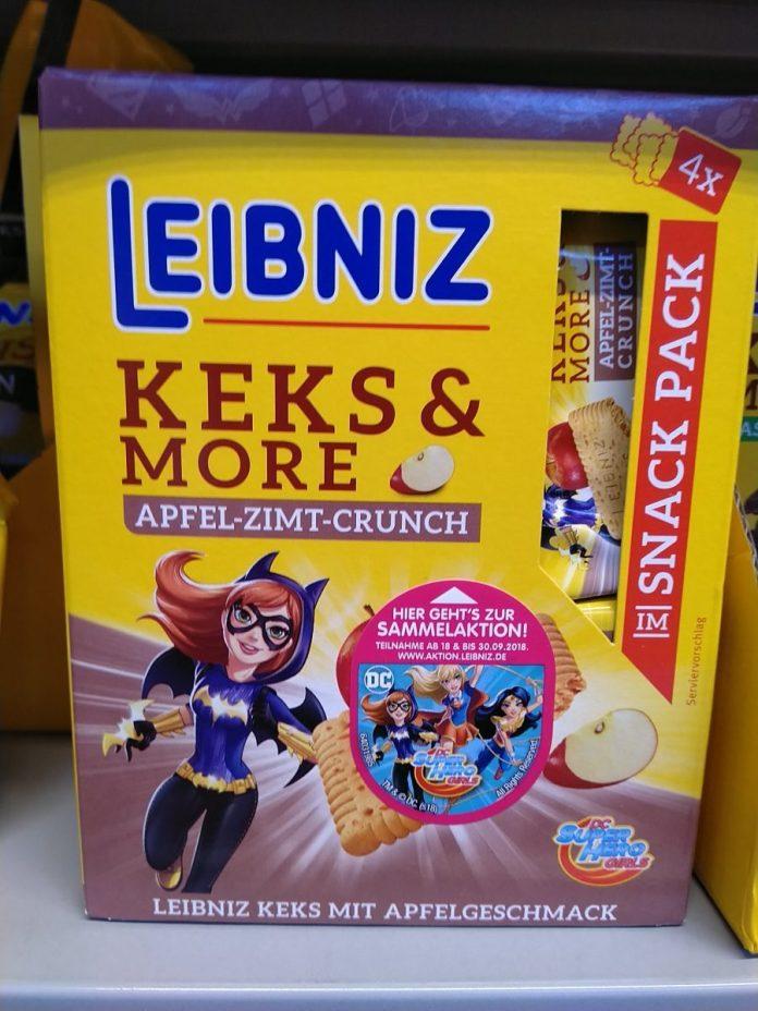 Leibniz Super Heroes - Justice League und DC Super Hero Girls