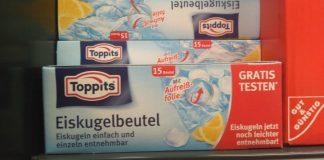 Toppits Eiswürfelbeutel