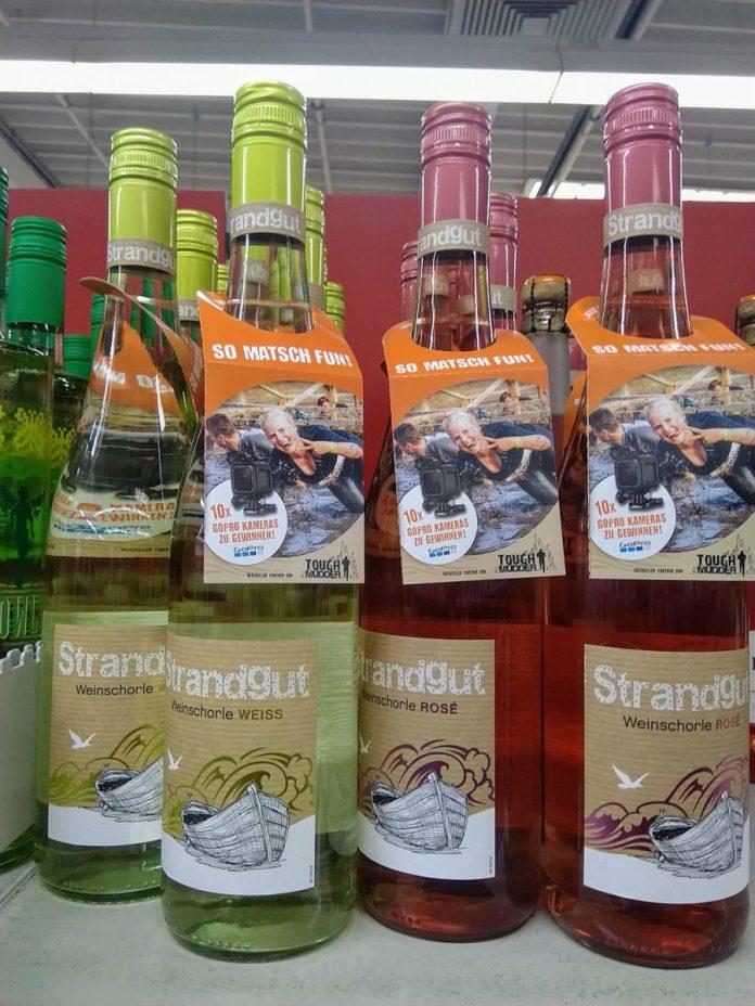 Strandgut-Weinschorle