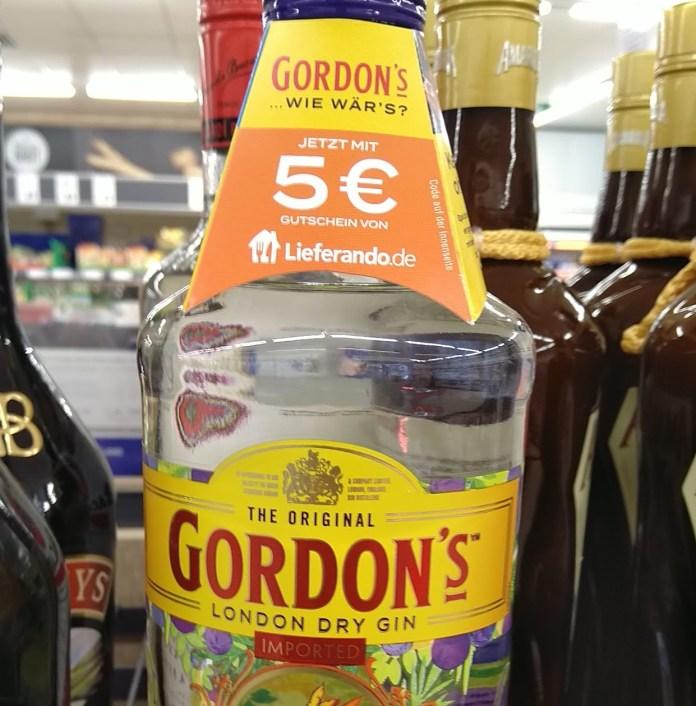 Gordons Lieferando