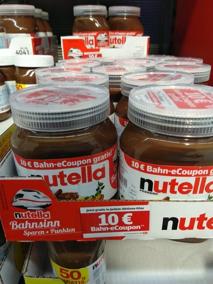 Nutella - Bahnsinn