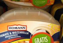Homann - Abendbrot-Brettchen