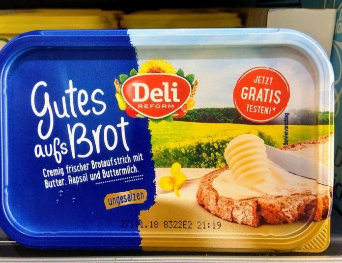 Deli Reform Gutes aufs Brot
