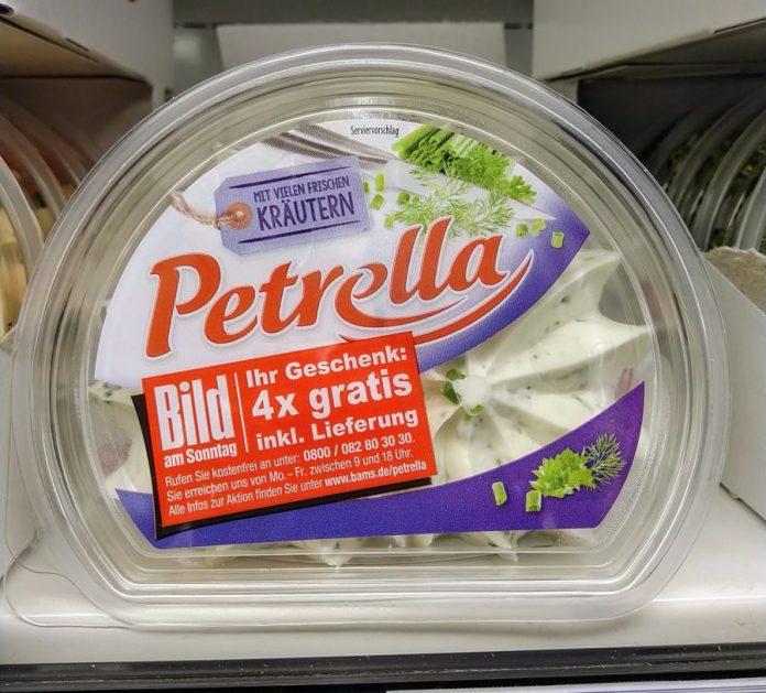 Petrella - Bild am Sonntag