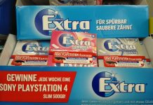 Wrigleys Extra - Playstation
