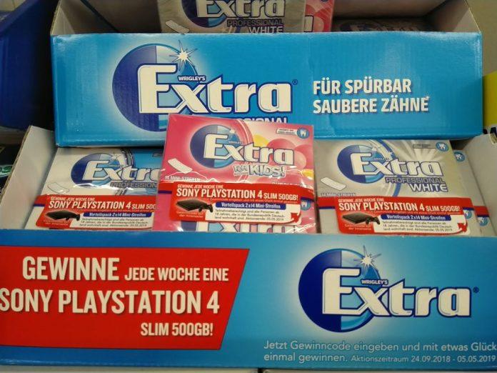 Wrigleys Extra - Playstation