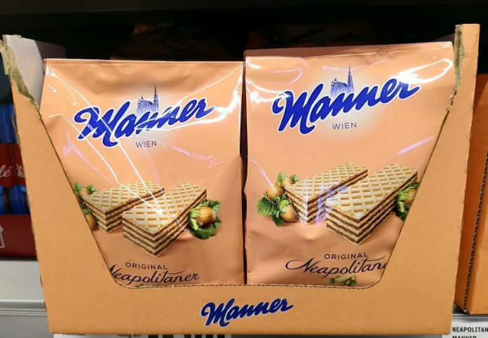 Manner Waffeln