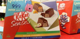 Kitkat - Instax Mini
