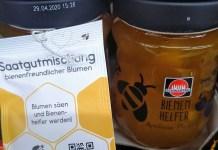 Schwartau Extra Bienenhelfer Konfitüre