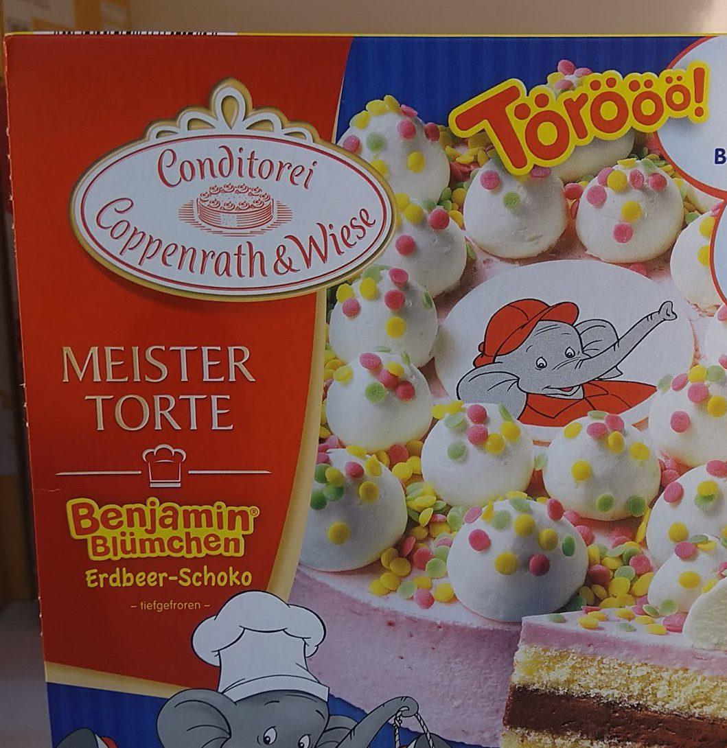 Conditorei Coppenrath Wiese  Hamsterrausch