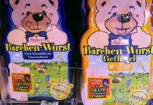 Reinert Bärchen Wurst