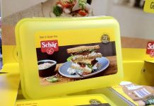 Schär glutenfrei Brotdose