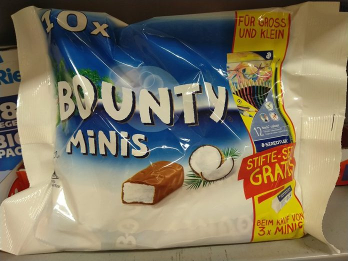 Bounty Minis - Staedtler Stifteset