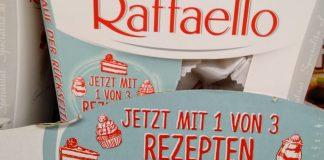 Backen mit Ferrero Rocher, Giotto, Raffaello