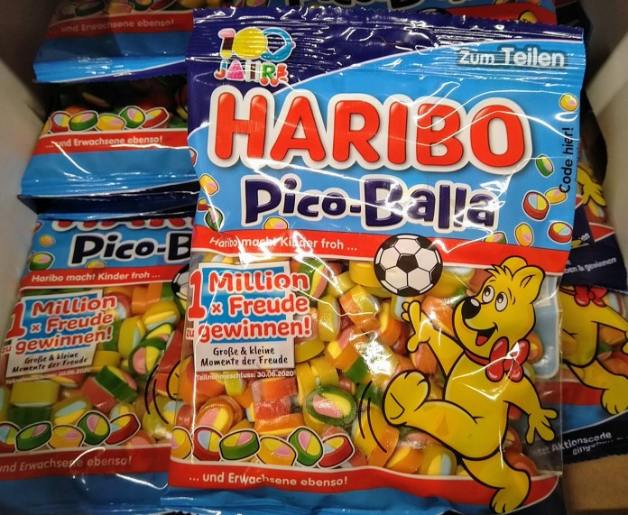 Haribo - 1 Million x Freude gewinnen