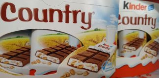 Ferrero Kinder Country - Kinder time