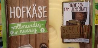 Hochland Käse - Familienschatz