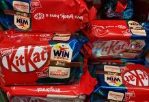KitKat Win a Break to