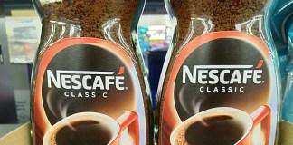 Nescafe Red Mug personalisiert mit Name gratis
