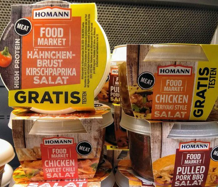 Homann Food Market gratis testen