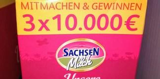 Sachsen sucht die singende Milch - Mitmachen und gewinnen - Sachsenmilch Unsere Haltbare
