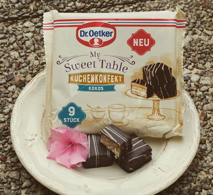 Dr. Oetker My Sweet Table gratis probieren