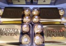Ferrero Rocher, Küsschen, Mon Cheri: Produktpakete gewinnen - Verlieb dich frisch