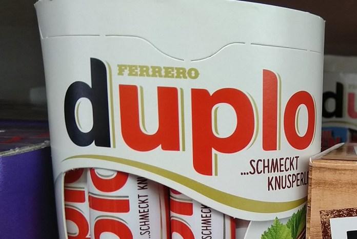 Danke Lieblingsna(s)chbar: Penny und Ferrero - Grußbox mit zwei Duplo-Riegeln gratis an Lieblingsnachbar versenden