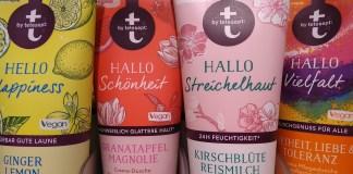 t: by tetesept Dusche oder Schaumbad gratis testen - 100 Euro Gutschein für Drogerie gewinnen