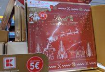 Lindt Adventskalender - Kaufland-Einkaufsgutschein gewinnen