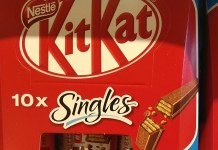 KitKat Pausenlotterie: Pausenriegel finden, 1000 Euro gewinnen