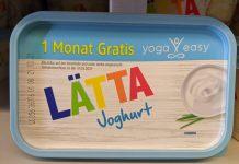 Lätta: einen Monat Yogaeasy gratis Premiumzugang
