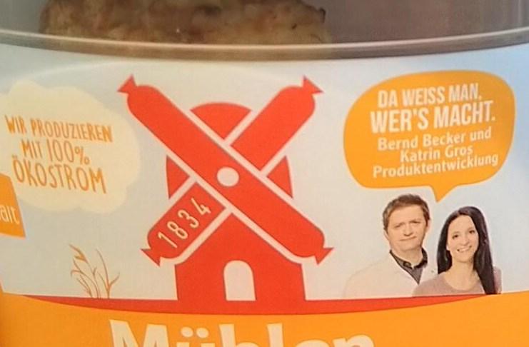 Rügenwalder Mühle Veggie gratis testen - Geld zurück Aktion