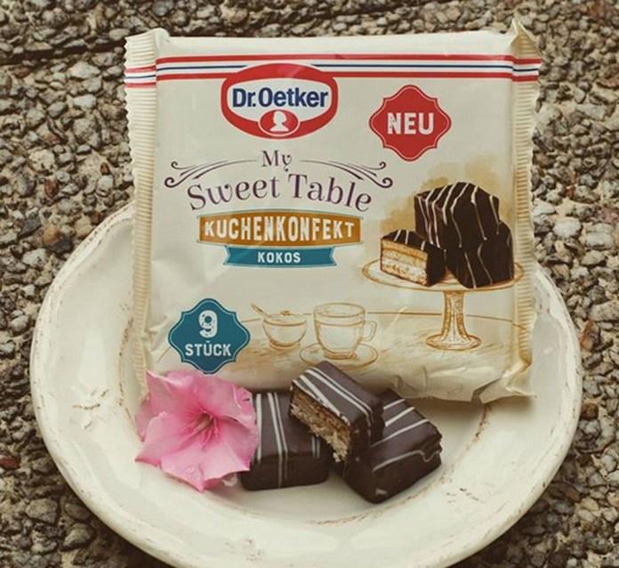 Dr Oetker My Sweet Table: Etagere gratis