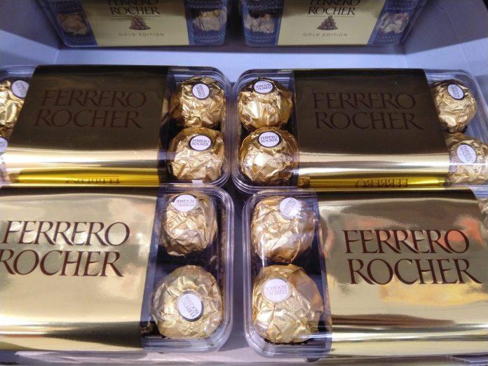 Ferrero Rocher Kaufland: Feingoldbarren gewinnen