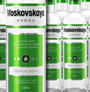 Moskovskaya Wodka Gewinnspiel