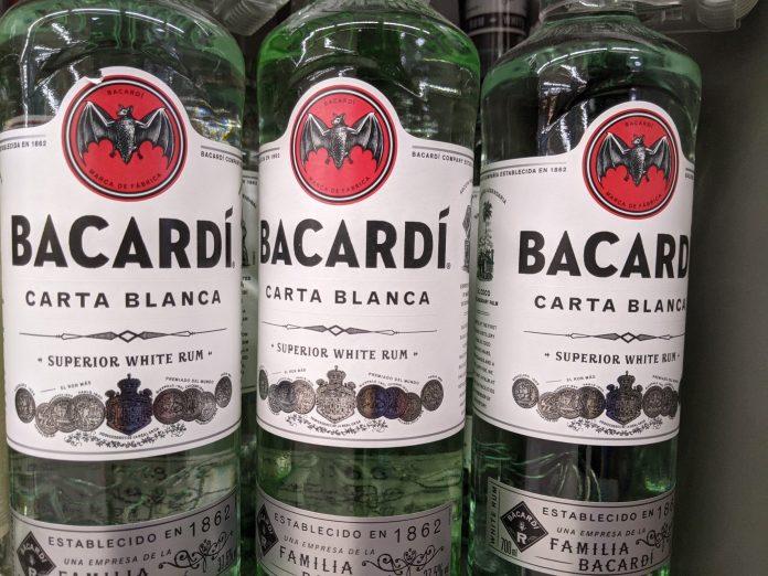 Bacardi Rum Persona Quiz: personalisierte Rumflasche gewinnen