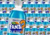 Blaue Fanta: #whatthefanta - Geschmacksrätsel lösen und gewinnen. Foto: Coca Cola