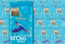 """Dallmary Gewinnspiel """"I love d'Oro"""" - Gewinncode eingeben, Daumen drücken"""