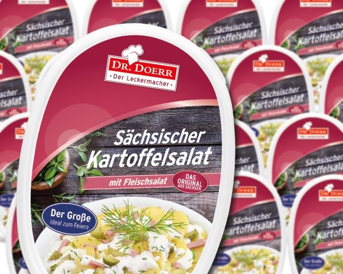 Dr Doerr Kartoffelsalat: Gewinnspiel - Dab+-Radio
