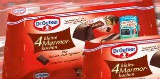 Dr. Oetker Kleine Rührkuchen: Nintendo Switch gewinnen
