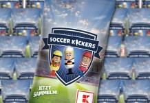 Kaufland Soccer Kickers Gewinnspiel: Foto hochladen, Tischgrills, TV-Geräte und Gutschein gewinnen