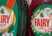 Fairy - Procter & Gamble Gewinnspiel: 100-Euro-Gutschein für Netto Marken-Discount gewinnen